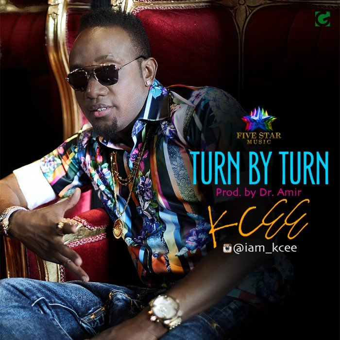 Photo of [Music] Kcee — Turn By Turn mp3 Download
