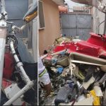 I Have Been Barred From My House Because Of Lagos Helicopter Crash  – 77-Year-Old Landlady Cries Out