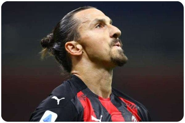 """Ibrahimovic confirms positive COVID-19 test_ """"Covid had the courage to challenge me. Bad idea"""""""