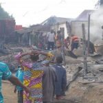 So Sad!! 7 Students Burnt To Death in Kogi Fuel Tanker Fire (Photos)