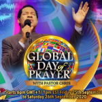 Third Global Day Of Prayer With Pastor Chris