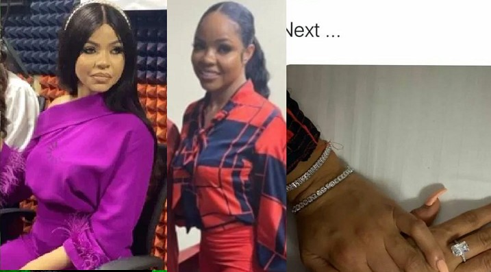 Photo of #BBNaija: Nengi allegedly engaged to lover, before entering Big Brother's house