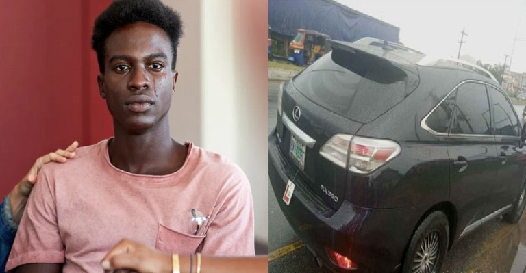 Photo of Sad!! A Man loses his Lexus SUV after using it to place bet in Anambra