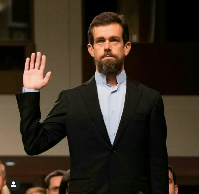 Photo of Twitter CEO Jack Dorsey tweets his support for #EndSARS protest, donation