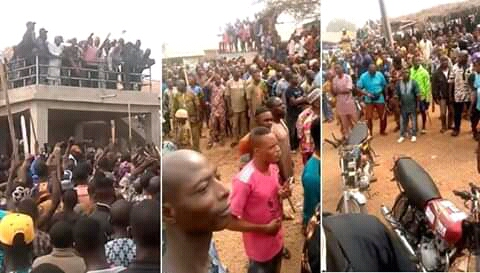 Photo of TWO FEARED DEAD AS OYO YOUTHS AND FULANI HERDSMEN CLASH