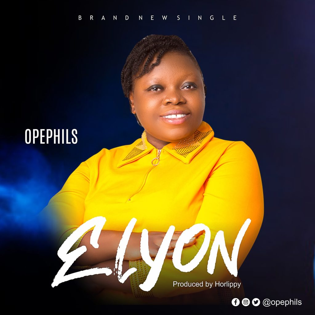 Photo of DOWNLOAD Music: Opephils – ELYON
